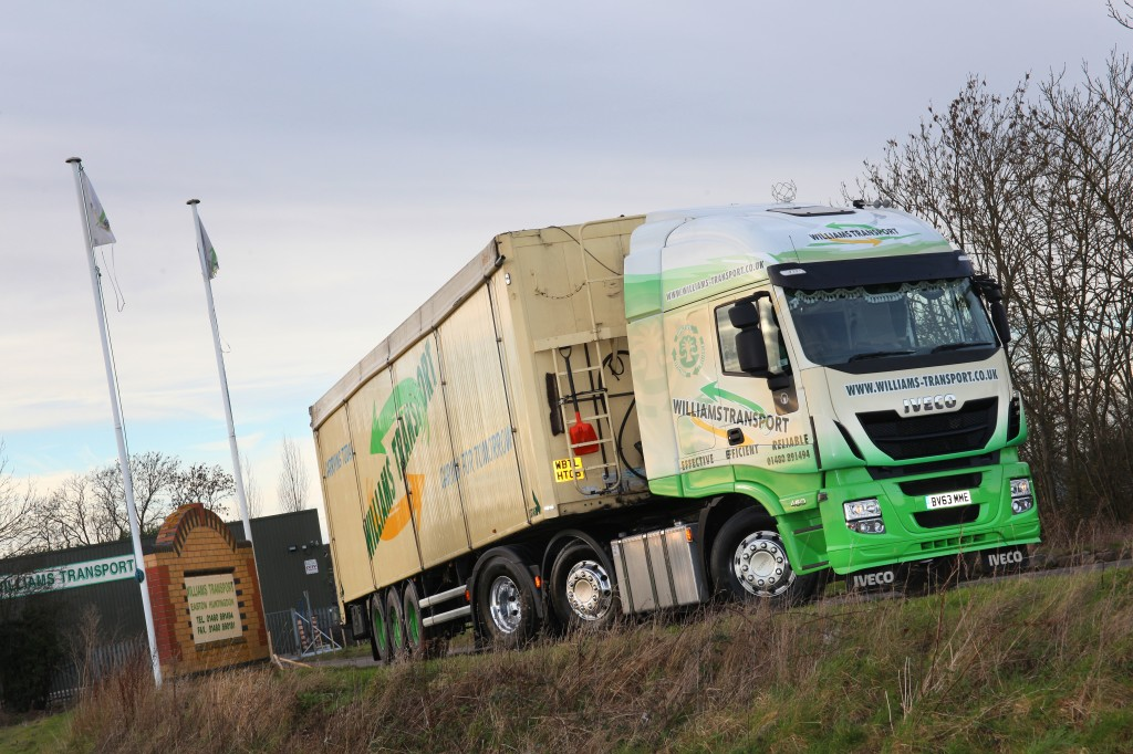 how to get haulage work